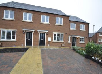 Thumbnail 3 bedroom semi-detached house for sale in Staley Close, Swadlincote