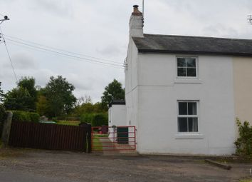 Thumbnail 2 bed terraced house for sale in Horncliffe, Berwick-Upon-Tweed