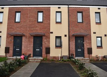 Thumbnail 3 bed town house to rent in Golwg Y Garreg, Swansea