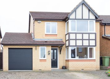 Thumbnail 4 bed detached house for sale in Mulberry Close, Wellingborough