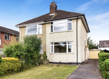 Thumbnail 2 bedroom semi-detached house for sale in Headington, Oxford