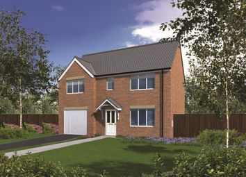"Thumbnail 4 bed detached house for sale in ""The Winster"" at Newcastle Road, Shavington, Crewe"