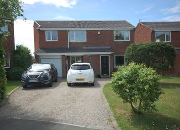 Thumbnail 4 bed detached house for sale in Coniston Close, Durham