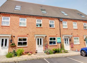 Thumbnail 3 bed town house for sale in Yarnmakers Path, Keresley End, Coventry