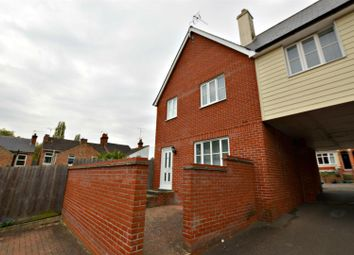 Thumbnail 3 bedroom link-detached house for sale in Scarletts Road, Colchester