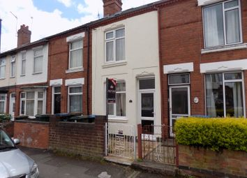 Thumbnail 2 bed terraced house for sale in St. Agathas Road, Stoke, Coventry