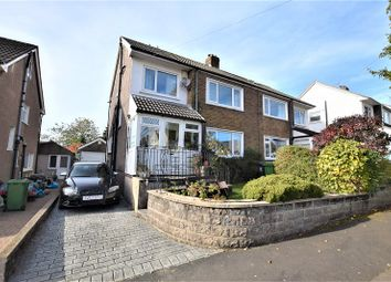 Thumbnail 4 bed semi-detached house for sale in Caer Wenallt, Rhiwbina, Cardiff.