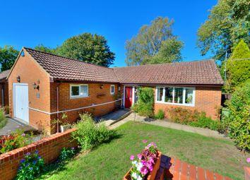 Thumbnail 2 bed detached bungalow for sale in Asplands Close, Woburn Sands, Milton Keynes