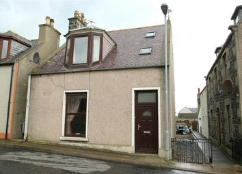 Thumbnail 2 bed detached house to rent in Market Street, Macduff, Aberdeenshire