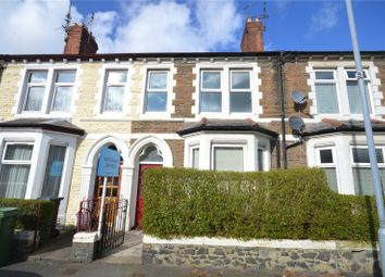 Thumbnail 3 bedroom terraced house for sale in Penhevad Street, Grangetown, Cardiff