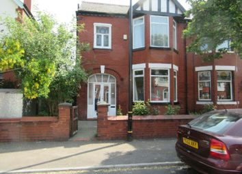 Thumbnail 3 bed semi-detached house for sale in Auburn Road, Old Trafford, Manchester