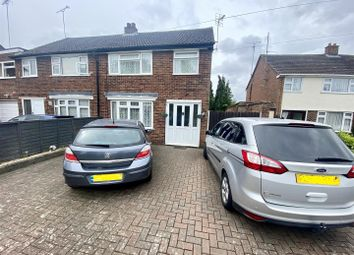 Thumbnail 3 bed semi-detached house to rent in Epping Way, Luton