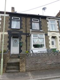 Thumbnail 3 bed terraced house for sale in Bodwenarth Road, Pontypridd