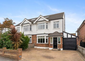 Thumbnail 4 bed semi-detached house for sale in South View Drive, London