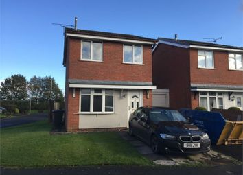 Thumbnail 2 bedroom detached house for sale in Haweswater Avenue, Crewe, Cheshire