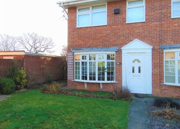 Thumbnail 3 bed end terrace house to rent in Langley Road, Spital, Wirral, Merseyside