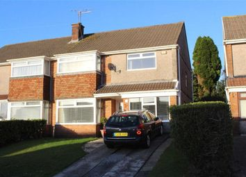 Thumbnail 3 bed semi-detached house for sale in Y Berllan, Dunvant, Swansea