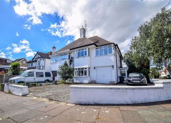 Crowstone Avenue, Westcliff-On-Sea, Essex SS0. 4 bed semi-detached house