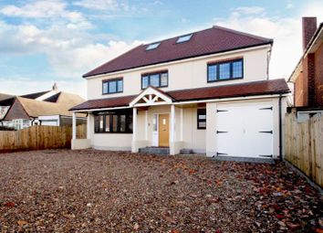 Thumbnail 5 bed detached house to rent in Orchard Avenue, Woodham