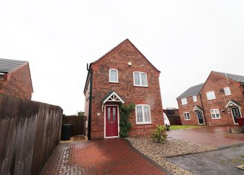 Thumbnail 3 bedroom detached house for sale in Chavery Close, Arkwright Town, Chesterfield