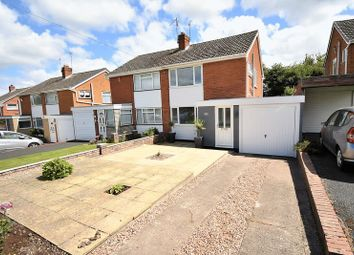 Thumbnail 3 bedroom semi-detached house for sale in 11 Linden Avenue, Wellington, Telford