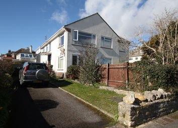 Thumbnail 3 bed flat to rent in De Moulham Road, Swanage