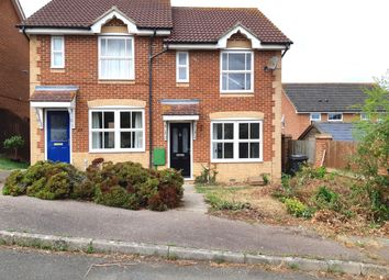 Thumbnail 2 bedroom semi-detached house to rent in Beechfield Close, Stone Cross, Pevensey