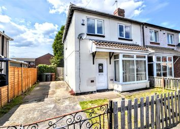 Thumbnail 3 bed semi-detached house for sale in Kingsway, Thurnscoe, Rotherham