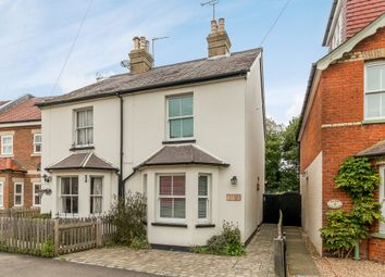 Thumbnail 2 bed semi-detached house for sale in Denby Road, Cobham
