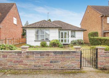 Thumbnail 3 bedroom detached bungalow for sale in Cratlands Close, Stadhampton, Oxford