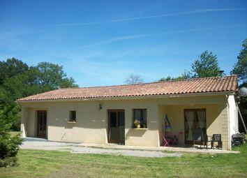 Thumbnail 4 bed bungalow for sale in Poitou-Charentes, Charente, Lessac
