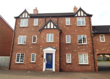 Thumbnail 1 bedroom flat for sale in Sutton Close, Nantwich, Cheshire