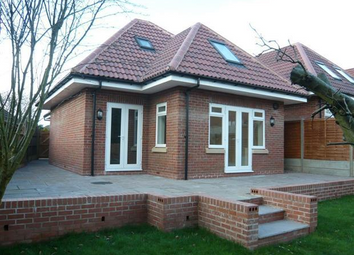 Thumbnail 4 bed detached bungalow to rent in Pear Tree Drive, Great Barr, Birmingham