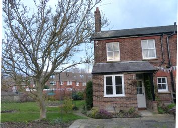 Thumbnail 2 bed end terrace house to rent in Blacksmiths Lane, St. Albans, Hertfordshire