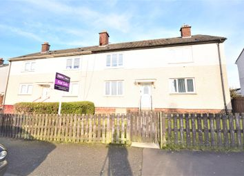 Thumbnail 2 bed flat for sale in Lomond Drive, Wishaw
