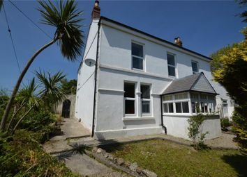 Thumbnail 4 bed detached house for sale in Rose-An-Grouse, Canonstown, Hayle, Cornwall