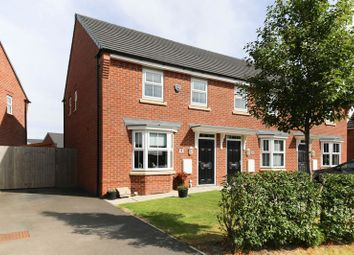 Thumbnail 3 bed terraced house for sale in Crossley Avenue, Highfield, Wigan
