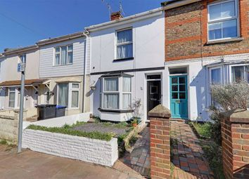 Thumbnail 3 bed terraced house for sale in Cranworth Road, Worthing, West Sussex