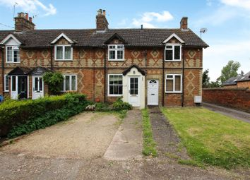 Thumbnail 2 bed terraced house for sale in Leighton Road, Wingrave, Aylesbury