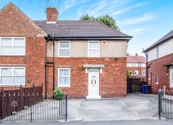 Thumbnail 2 bed semi-detached house for sale in Adkins Road, Sheffield