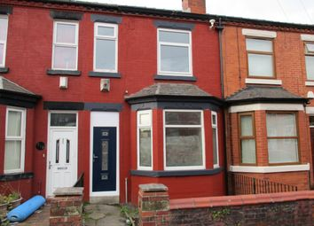 Thumbnail 3 bedroom terraced house to rent in Church Lane, Manchester