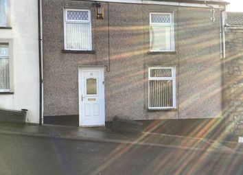 Thumbnail 2 bed terraced house to rent in Wyndham Street, Dowlais