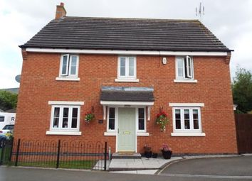 Thumbnail 4 bed detached house for sale in Pitchcombe Close, Lodge Park, Redditch, Worcs