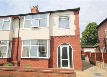 Thumbnail 3 bed property for sale in Hillpark Avenue, Preston