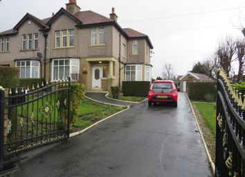 Thumbnail 4 bed semi-detached house for sale in Cleakheaton Road, Bradford