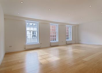 Thumbnail 4 bedroom mews house to rent in Devonshire Mews South, London