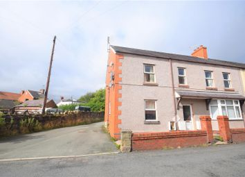 Thumbnail 4 bed end terrace house for sale in Hall Street, Rhosllanerchrugog, Wrexham