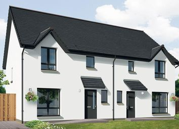 Thumbnail 3 bed semi-detached house for sale in Acremoar Drive, Kinross
