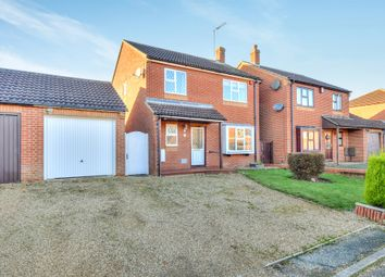 Thumbnail 3 bedroom detached house for sale in Broxbourne Close, Giffard Park, Milton Keynes