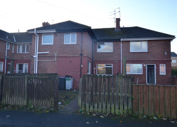 Thumbnail 3 bed terraced house to rent in Dorset Crescent, Consett